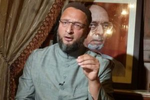 Asaduddin Owaisi slams minister for calling Hyderabad 'safe zone' for terror