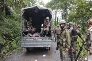 Two Assam Rifle troopers killed in Nagaland ambush