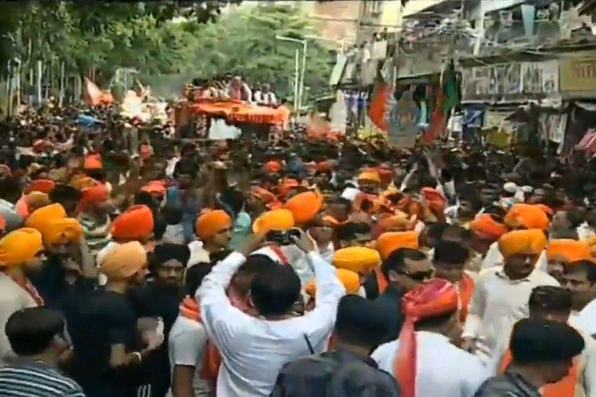 Clashes, BJP, Amit Shah roadshow, Kolkata, TMC students