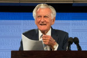 Former Australian PM Bob Hawke dead at 89