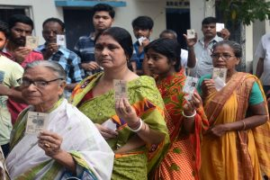 Nearly 80% polling in Bengal amid violence