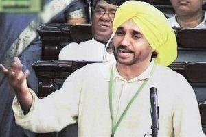 Bhagwant Mann fights AAP's battle for survival in Punjab's Sangrur