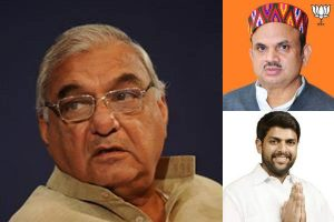 Sonipat: Bhupinder Singh Hooda aiming for more than a just a victory