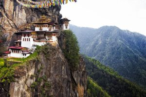 Bhutan: The honeymooners' paradise