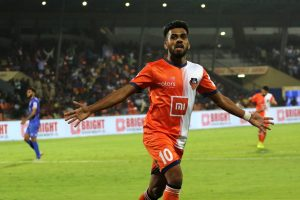 ISL: Brandon Fernandes extends contract with FC Goa