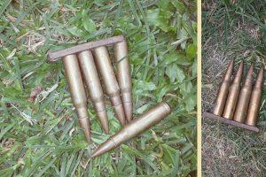 Siliguri: SLR live bullets send people in panic mode