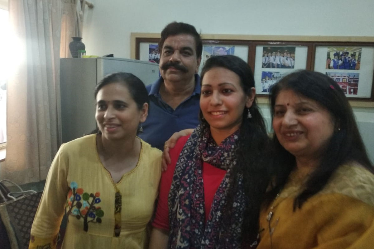 CBSE toppers 2019, Karishma Arora, Hansika Shukla, CBSE Class 12th toppers, CBSE Class XII results 2019