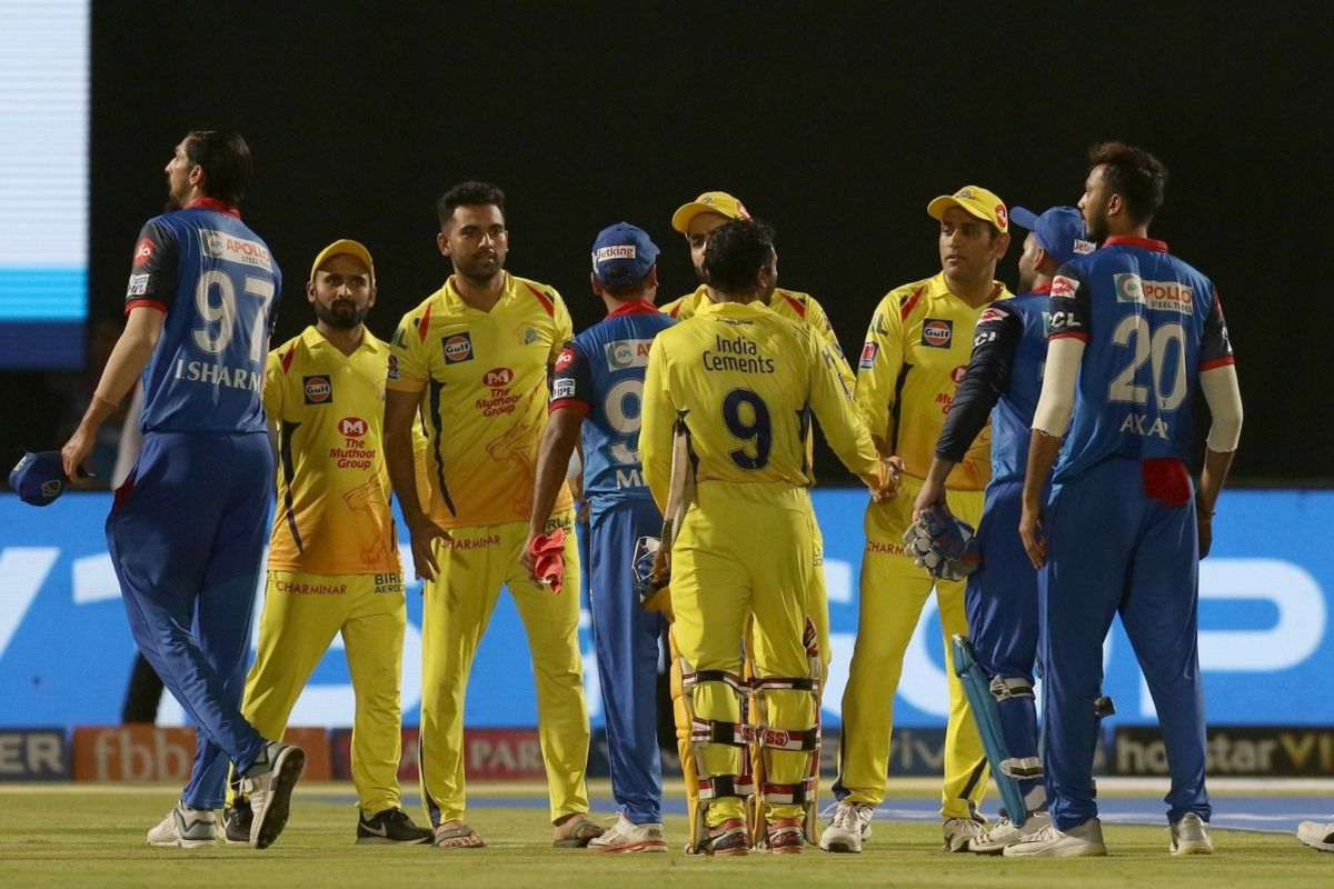 Chennai Super Kings, Delhi Capitals, Faf du Plessis, Shane Watson, Indian Premier League 2019