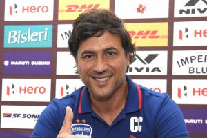 ISL: Carles Cuadrat pens new deal with Bengaluru FC