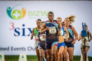 Won't take medication: Caster Semenya wins first race since gender ruling defeat