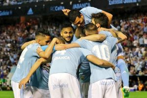 La Liga: Celta register 2-0 win over substitute Barcelona team