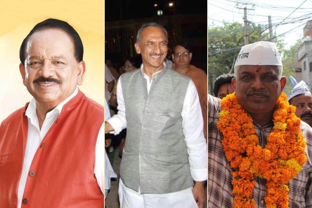 Chandni Chowk, BJP, JP Agarwal, Congress, Pankaj Gupta, AAP, Matia Mahal, Ballimaran, Lok Sabha election