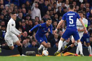 Europa League: Chelsea FC beat Eintracht Frankfurt to enter final