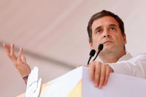 Congress workers to gather outside Rahul Gandhi's residence today to demand he stays