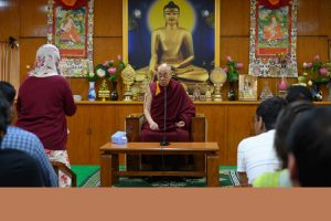 Moral principles needed for peaceful society: Dalai Lama
