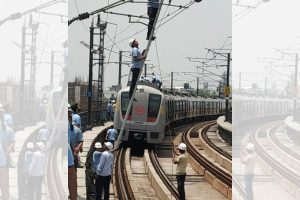 Four hours after disruption, services restored on Delhi Metro's Yellow Line