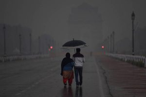 Western disturbance might bring temperatures down in Delhi