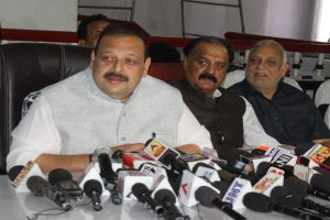 Devender Singh Rana accuses BJP of betraying Jammu while sharing power with PDP