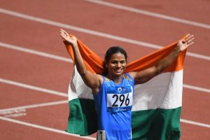 Dutee Chand faces expulsion from family after revealing same sex relationship