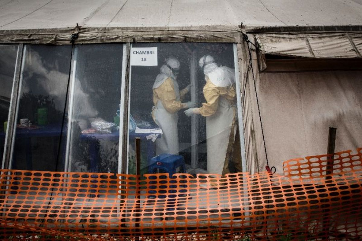 Red Cross warns underfunding could hamstring DRC Ebola response