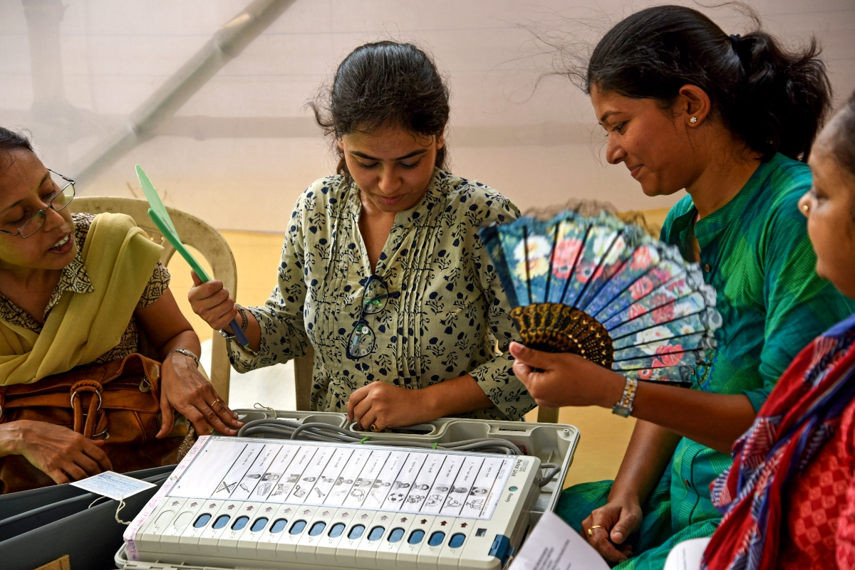 Hour of reckoning, EVM, VVPAT, EXit Polls, Rahul Gandhi