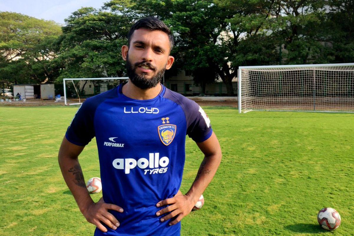 Edwin Vanspaul, Chennaiyin FC, Chennai City FC, ISL