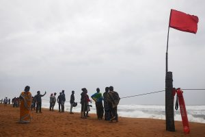 Cyclone Fani to hit Odisha coast near Puri between 8 and 10 am today