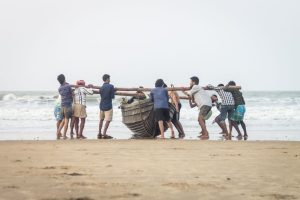 Cyclone Fani alert in West Bengal; fishermen and tourists warned