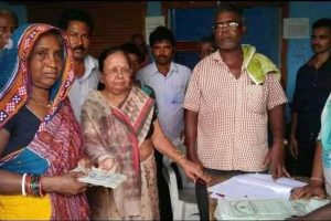 Odisha: BJP accuses ruling BJD of hijacking Fani relief in poll-bound Patkura