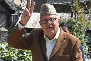 PM Modi cannot remove Article 370, 35A:  Farooq Abdullah