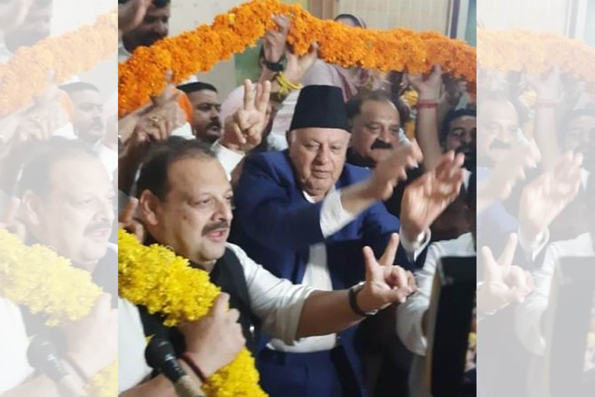 Farooq Abdullah urges PM Modi to reach out to people of Kashmir