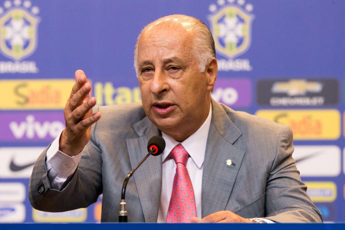 FIFA upholds life ban on Brazil's Del Nero