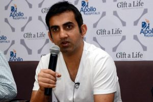 'KKR don't have enough backup,' feels Gautam Gambhir