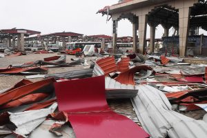 Cyclone Fani destroys Golden Triangle of Odisha tourism