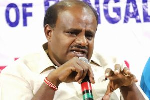 BJP leader seeks Kumaraswamy's resignation in Karnataka