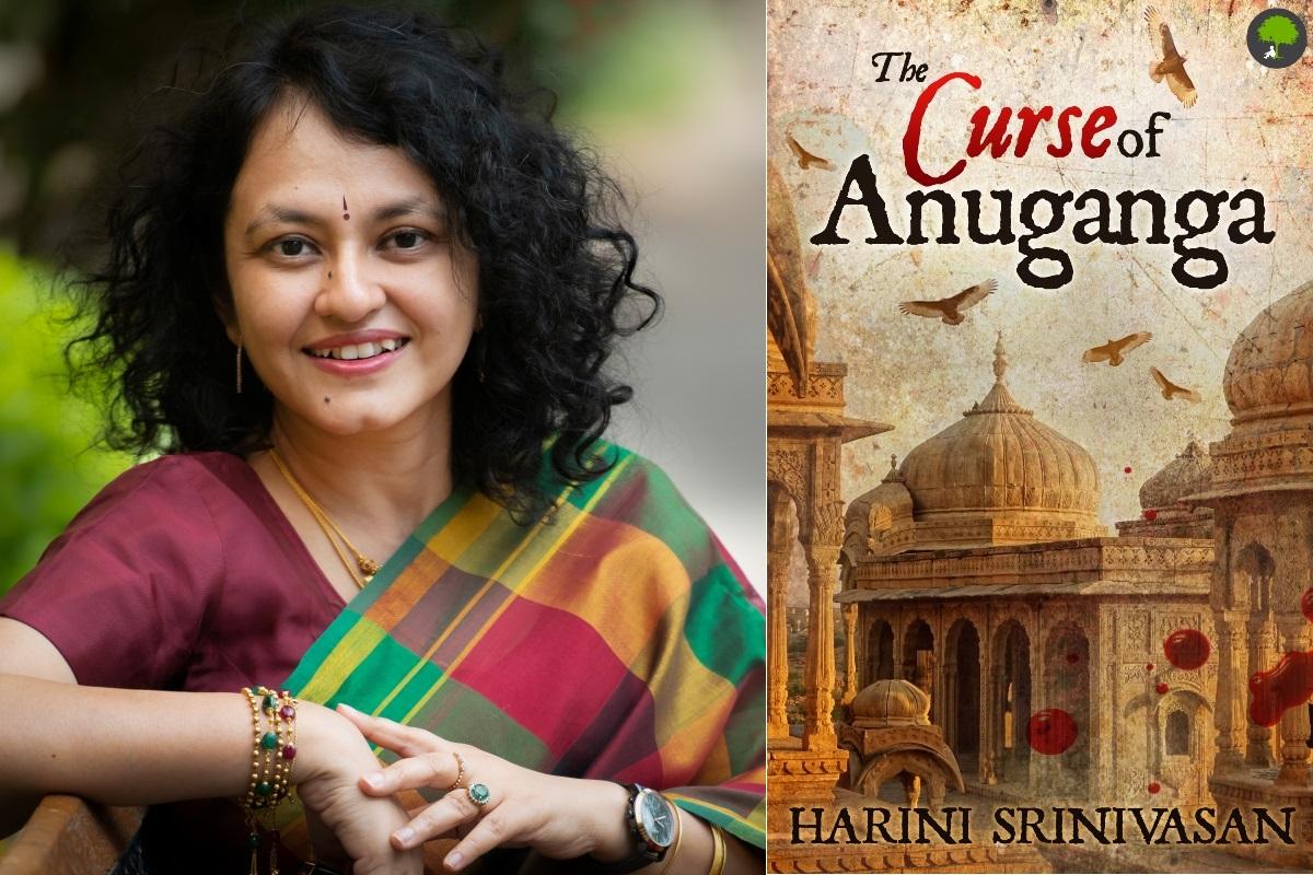 Book extract, Curse of Anuganga, Harini Srinivasan, Gupta period, Murder mystery