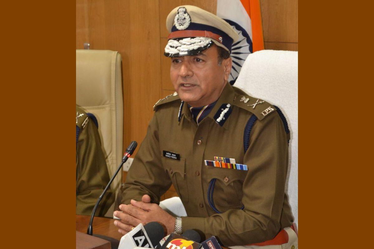 Haryana Police fully prepared for May 12 Lok Sabha polls: DGP