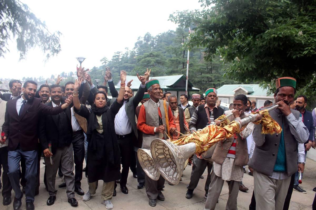 'Modi again', Himachal Lok Sabha elections, Jai Ram Thakur, Shimla, Kangra, Kishan Kapoor, Anurag Thakur, Hamirpur, Mandi, Sukh Ram, Ashray Sharma, Ram Swaroop Sharma