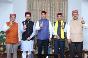 Put to test, Jai Ram proves his mettle in Himachal Pradesh