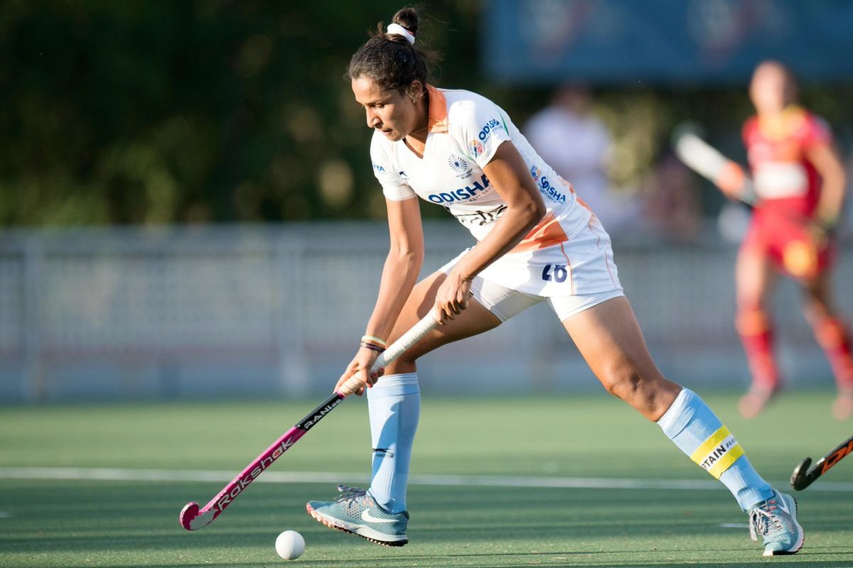 Indian Women's Hockey, South Korea