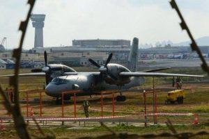 IAF AN 32 aircraft overshoots runway at Mumbai airport