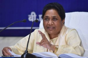 PM Modi's legacy as Gujarat CM black stain on BJP, India's communal history: Mayawati