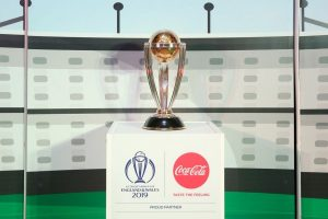 ICC releases official 2019 World Cup song