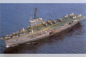 When Indira Gandhi took a trip on INS Vikrant
