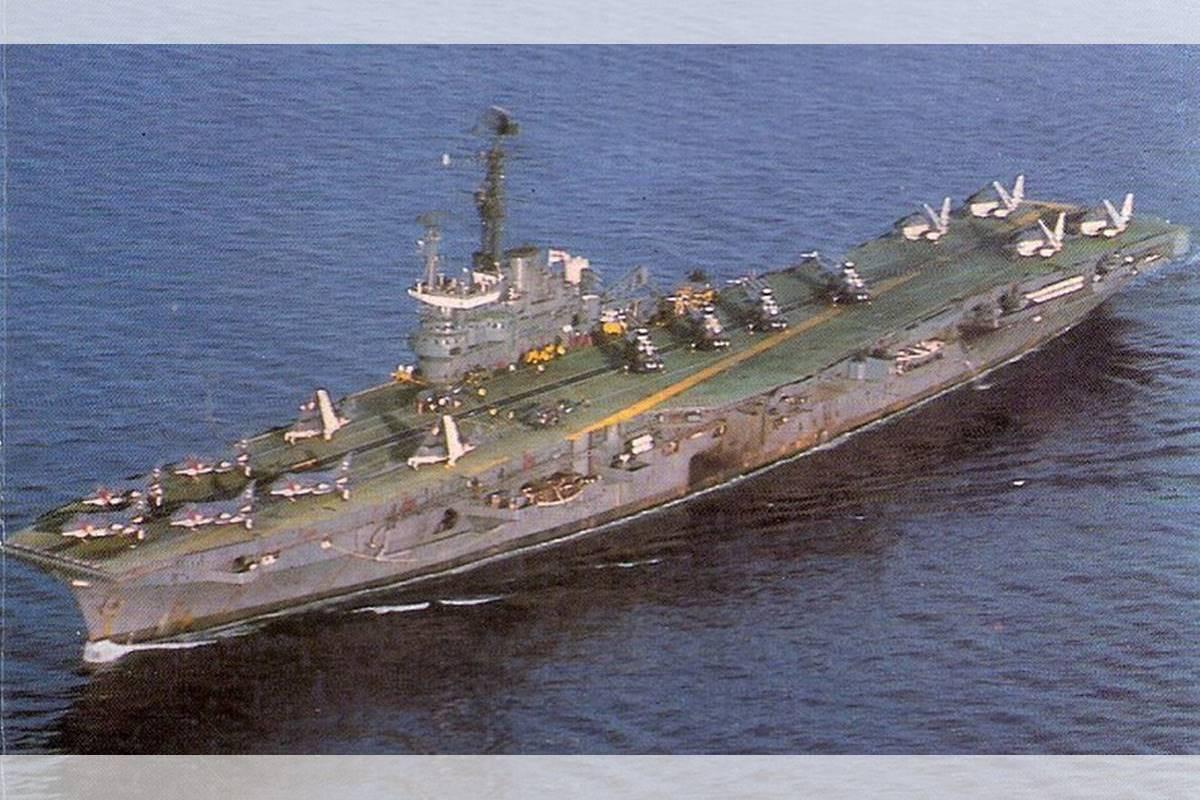 1969, Indira Gandhi, Indian Navy, INSVikrant, Vice Admiral SM Nanda, Captain Chandy Kuruvilla