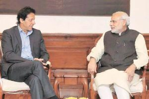 Pakistan downplays PM Imran Khan not being invited to Modi swearing-in