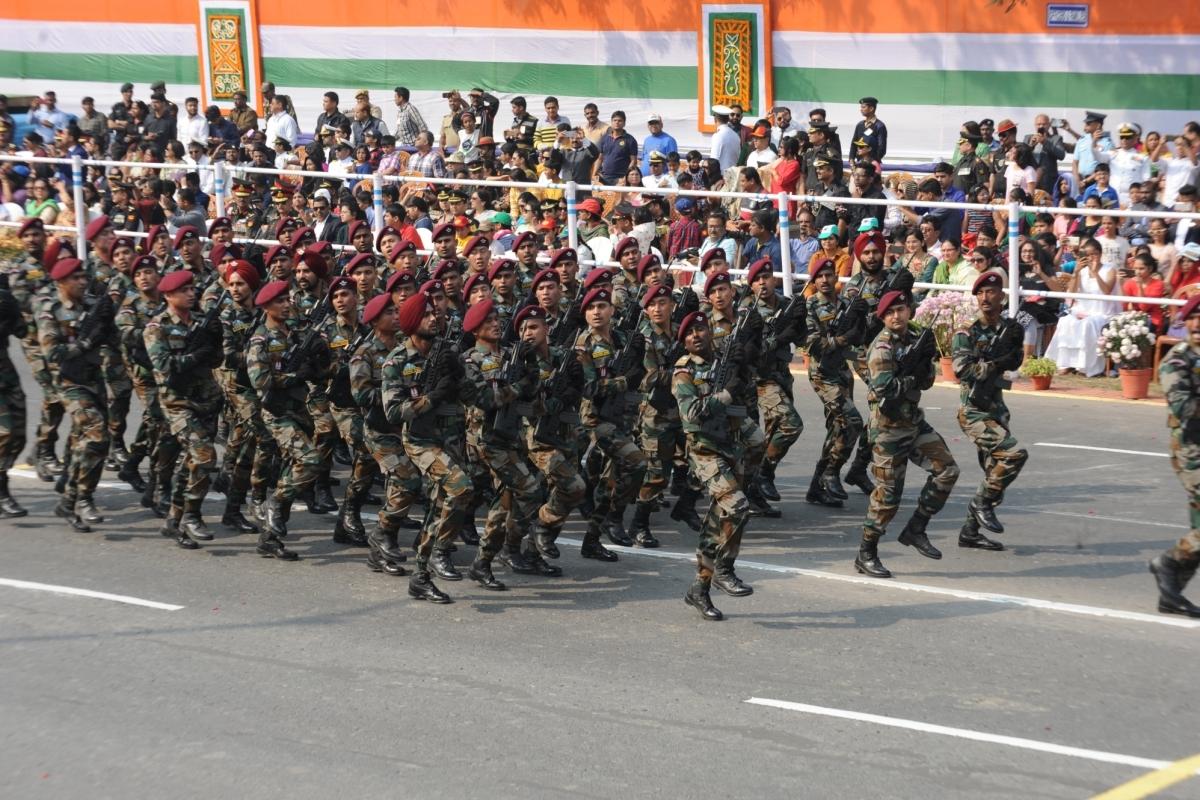 Indian Army uniform, Indian Army, Change, New Cloth, Rank Insignia