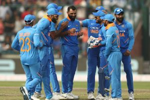 India drop to 5th spot in T20I rankings