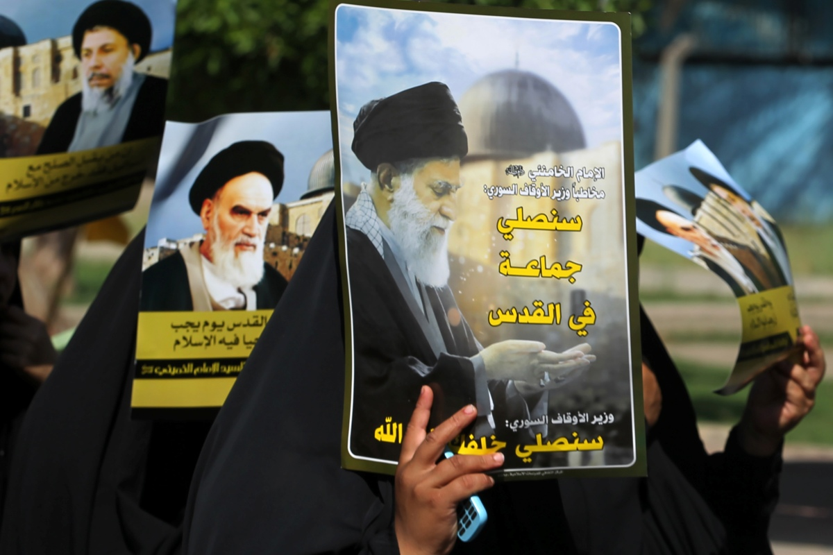 Iranian stew, Shia-Sunni divide, Communism, Iran