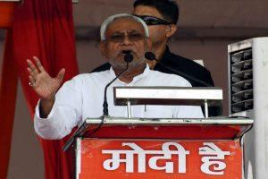 Nitish Kumar yet to release JDU manifesto, draws Opposition criticism